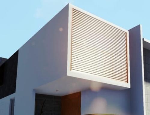 Edificius, das Projekt Casa HG mit Video und Echtzeit –Rendering