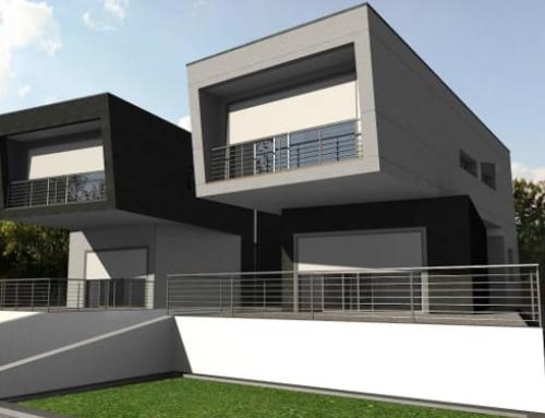 Wie BIM verwendet wird um ein Architekturprojekt zu erstellen: das Beispiel von Casa 8i