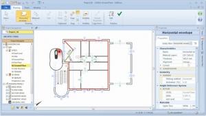 Erstellung Gebäudehülle Edificius Step 7