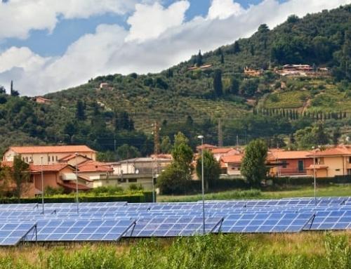 Projekt einer Photovoltaikanlage: Verfahren,  Überprüfungen und Dimensionierung