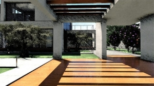 C-House Terrasse Nebengebäude_Edificius_BIM