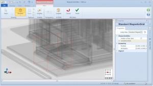 MagneticGrid standard - BIM-Software Edificius