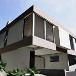 Rendering Casa Kaprys -Außen-Details