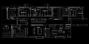 Camarines Grundirss Erdgeschoss