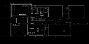 Camarines Grundirss Erster Stock