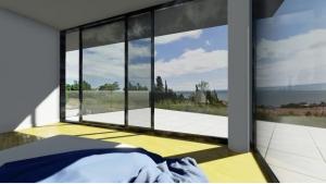 Camera da letto con vista JC House