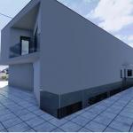Details Hinteransicht JC House
