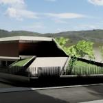 Einfahrt für Fahrzeuge - Casa Roncero