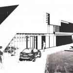 Render mit grafischem Effekt - Casa Roncero
