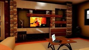 Living-Bereich Casa SJ