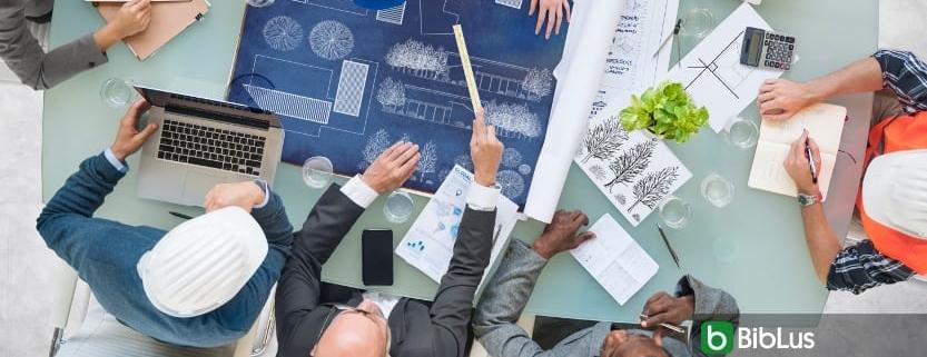 BIM in einem Architekturbüro verwendet wird Edificius