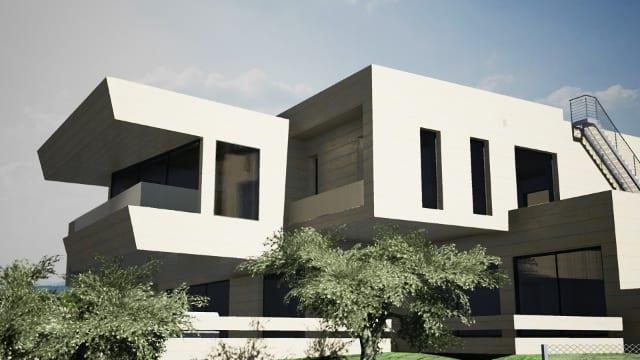 Einfamilienhaus-Rendering-BIM-Software-Edificius