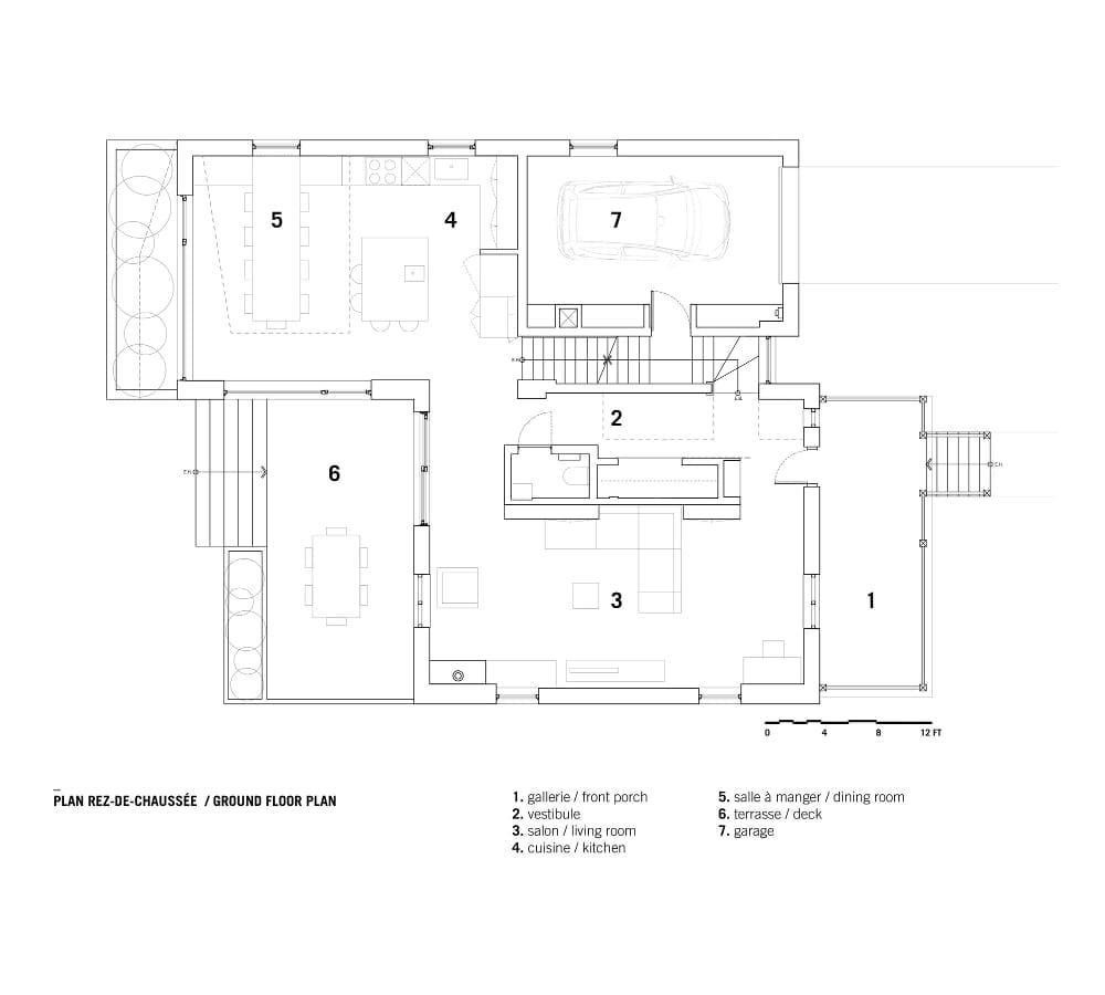 Attractive Grundriss Erdgeschoss Dulwich Residence