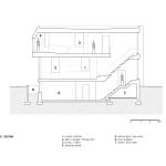 Schnitt 2 Dulwich Residence