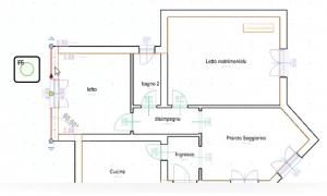 Zweiter Schritt der Gebäudehüllen-Ausrichtung