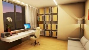 Büro Country House in Marfino