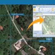 Eine Geländemorphologie aus Google Maps in einer BIM-Software importieren Edificius