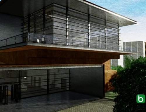 Öffentliche Gebäude mit einer BIM-Software entwerfen: Daegu Gosan Library