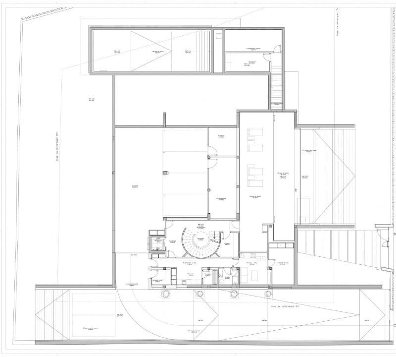 Untergeschoss - Park House