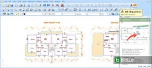 Wie man ein Aufmaß automatisch aus einem CAD-Projekt erhalten kann PriMus TO