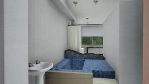 Andere Ansicht des Badezimmers_Villa Savoye_Edificius_BIM software