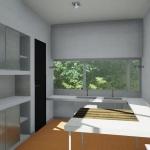 Küche_Villa Savoye_Edificius_BIM software