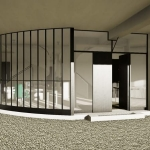 Eingang_Villa Savoye_Edificius_BIM software