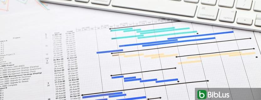 Wie man einen Bauzeitenplan einfach in wenigen Minuten erstellt PriMus KRONO