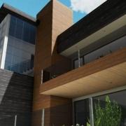 Wie man die Fassade eines Gebäudes modelliert software BIM Edificius