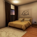 Schlafzimmer - Render - Architectural BIM software - Edificius