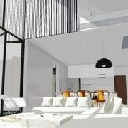 Ein Haus gemäß der Anweisungen des Kundens entwerfen Edificius