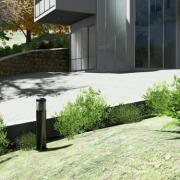 Eine Außentreppe mit einer BIM-Software erstellen BIM software Edificius