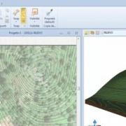 Einen 3D-Baugrund mit Höhenlinien erstellen BIM software Edificius