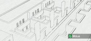 Reihenhäuser berühmter Architekten, das Siza Projekt: DWG-Zeichnungen und 3D-BIM-Modelle zum Download