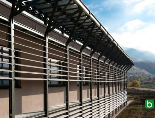 Sonnenschutzlamellen: Worum es sich handelt und wie man sie mit einer BIM-Software entwirft