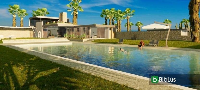 Einfamilienhaus: Definition, Architektur und Projekte zum Download