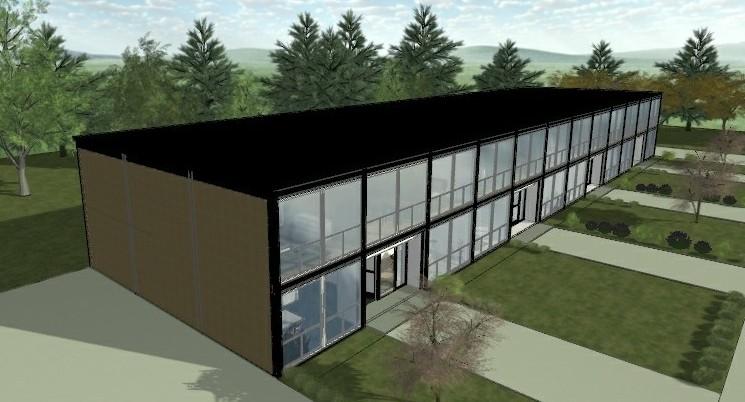 Mehrfamilienhäusern-Weißenhof-Render-BIM-Software-Edificius