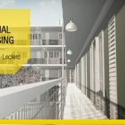 Social Housing beruhmte Projekte mit DWG-Zeichnungen und 3D-BIM-Modellen zum Download_Edificius_Social_Housing_Lleida-studio Coll-Leclerc