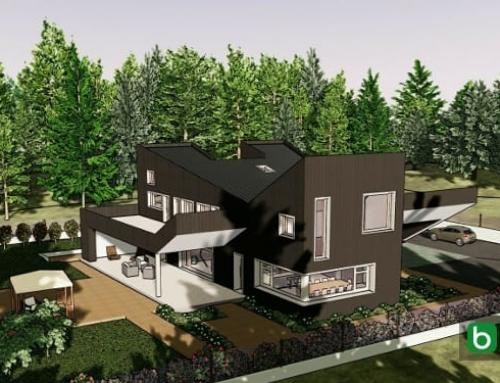 Projekte von Einfamilienhäusern zum Download
