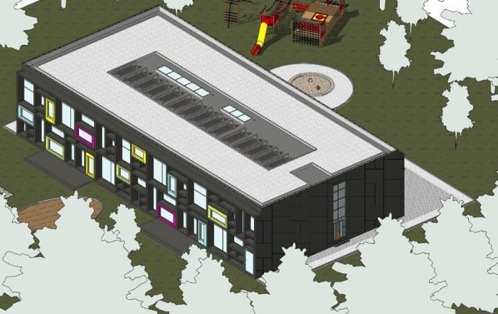 Atrium_Projekte-Schulgebäude-Troplo-Kids_Rendering_BIM-Software-Architektur-Edificius