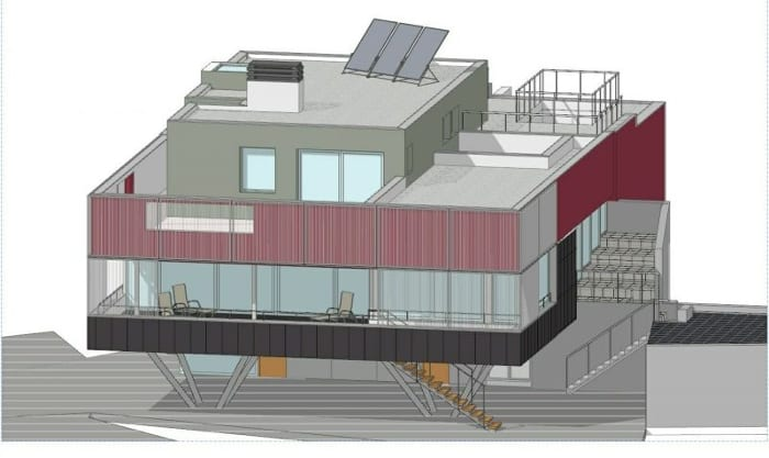 Axonometrie-Projekt-BIM-Software-Edificius