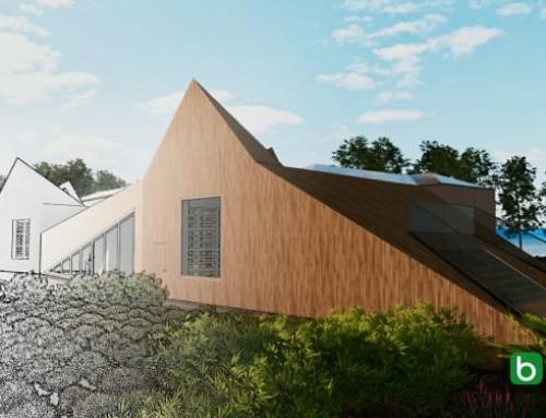 Architektur von Schulgebäuden: Projektebeispiele im DWG-Format sofort zum Download