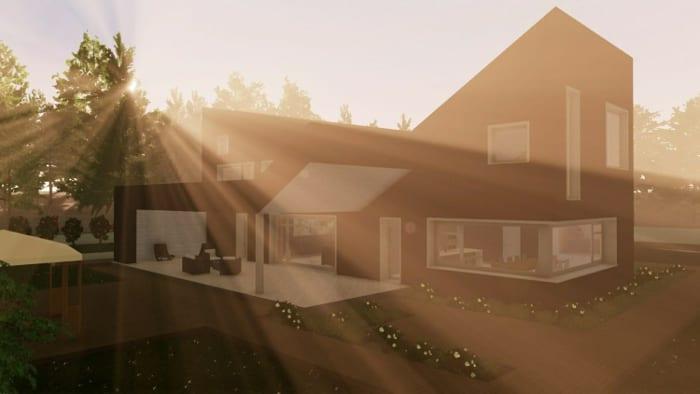 Einfamilienhausprojekte-Pirita-Rendering-BIM-Software-Edificius