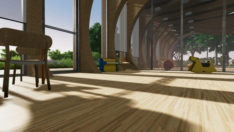 Materialien_Kindergarten_Wal_Rendering_Projekte-Schulgebäude-BIM-Software-Architektur-Edificius