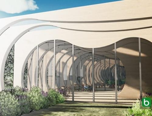 Schulgebäuden-Architektur: Projekte von Schulgebäuden mit DWG-Zeichnungen zum Download