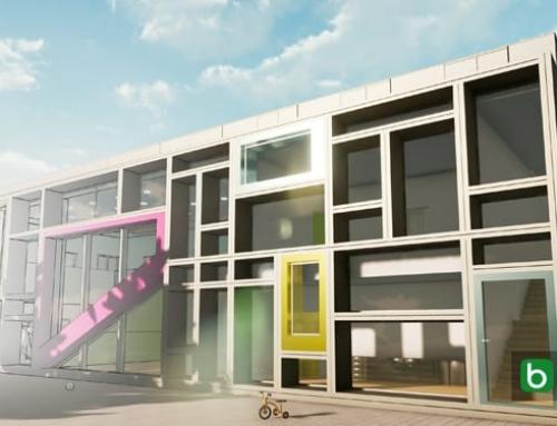 Beispiele für Schularchitektur: ein Projekt bereit zum Download, an dem man sich inspirieren kann