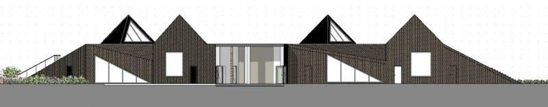 Raa-Day-Care-Center-Ansicht_BIM-Software-Architektur-Edificius