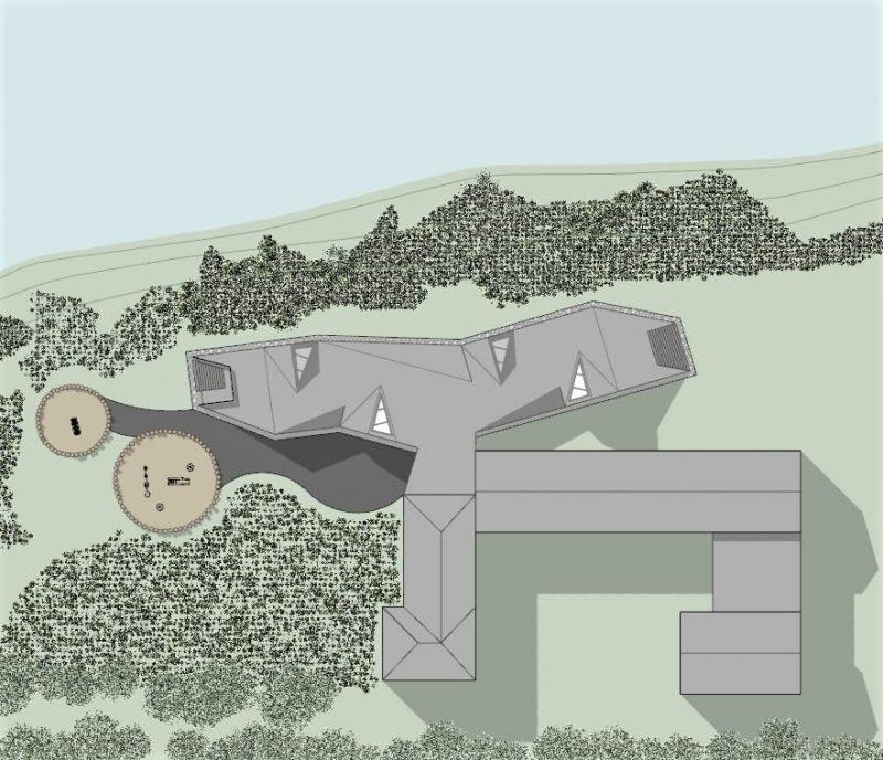 Raa-Day-Care-Center_Lageplan_BIM-Software-Architektur-Edificius