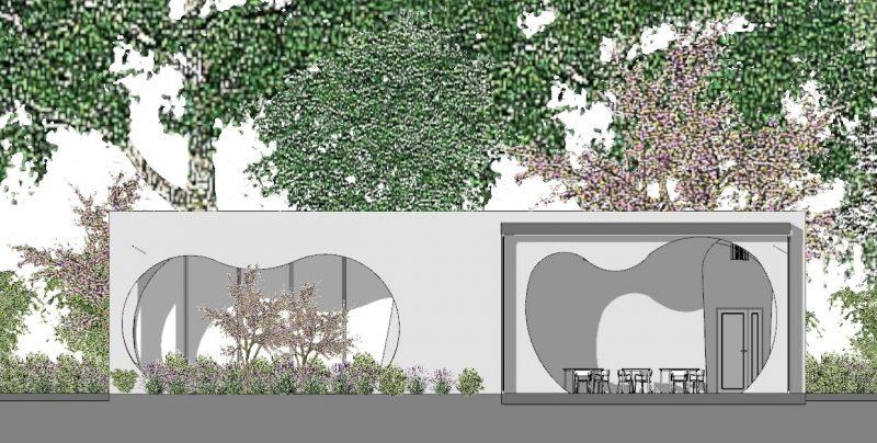 Schnitt-A-A-Projekte-Schulgebäude-BIM-Software-Architektur-Edificius