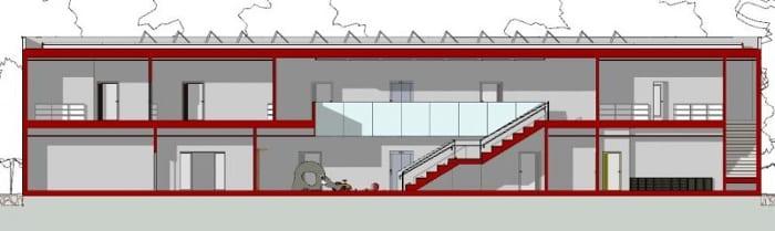 Schnitt-D-D-Troplo-Kids_BIM-Software-Architektur-Edificius